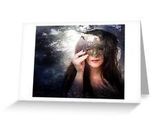 You will never know me Greeting Card