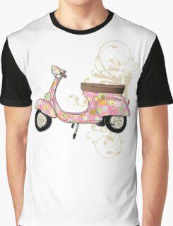 Vespa Darling Graphic T-Shirt