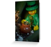 Pot of Gold (Alternate Focus) Greeting Card