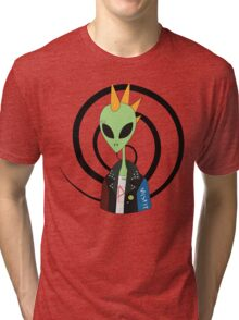 I Was A Teenage Alien Tri-blend T-Shirt