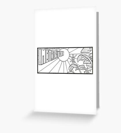 Constructus Corporation - Metatron One Greeting Card