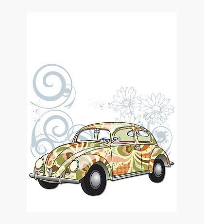 Slug Bug Photographic Print