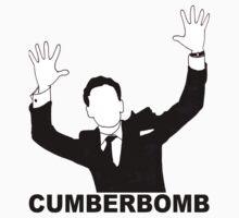 Benedict Cumberbomb. Kids Tee