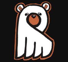 Ghost Bear IV Baby Tee