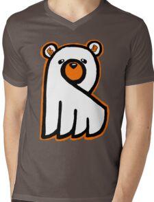 Ghost Bear IV Mens V-Neck T-Shirt