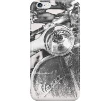 VINTAGE POSTER  iPhone Case/Skin