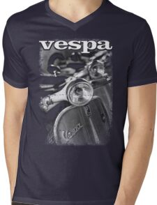 VINTAGE POSTER  Mens V-Neck T-Shirt