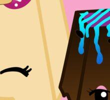 Box Jump Truffles Sticker