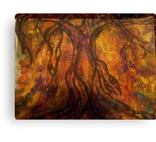 Roots in the Earth Canvas Print