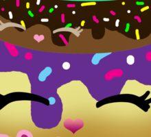 Flippin' Donuts Sticker