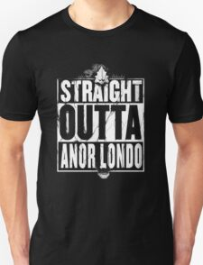 Straight Outta Anor Londo T-Shirt
