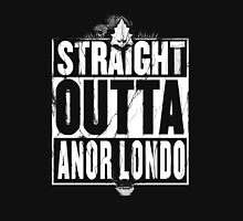 Straight Outta Anor Londo Unisex T-Shirt