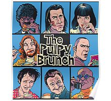 The Pulpy Brunch Poster