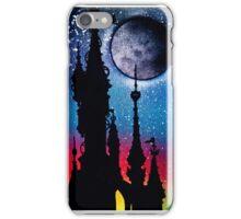 Castle Under Moonlight iPhone Case/Skin