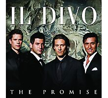 IL DIVO - The Promise Photographic Print