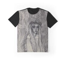 Fairy In The Forest Graphic T-Shirt
