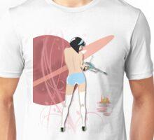 Space Girl 2 tshirt Unisex T-Shirt