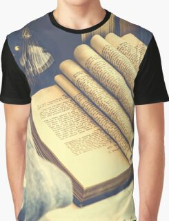 The Book Graphic T-Shirt