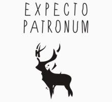 Expecto Patronum 02 Baby Tee