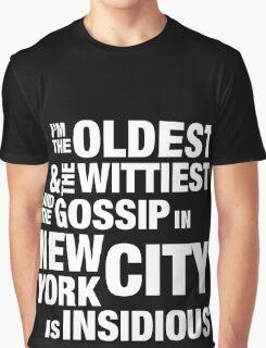 Satisfied — Hamilton Graphic T-Shirt