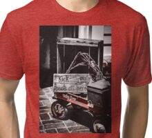 Radio Flyer Tri-blend T-Shirt
