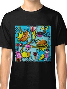 Burger Rock! Classic T-Shirt