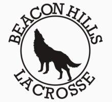 Beacon hills lacrosse Kids Tee