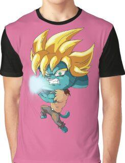 Gumball super saiyan Graphic T-Shirt