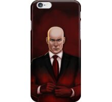Mr. 47 iPhone Case/Skin