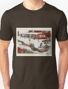 Vintage Sepia Early bay Unisex T-Shirt