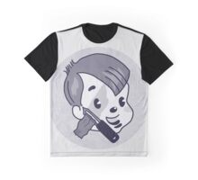 Face peel Graphic T-Shirt