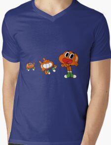 The amazing world gumball - gumball Mens V-Neck T-Shirt