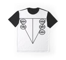 Eyes n' Triangle Graphic T-Shirt