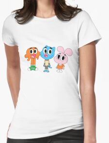 The amazing world gumball - gumball  2 Womens Fitted T-Shirt