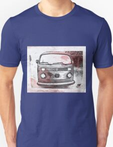 Vintage crossover bay Unisex T-Shirt