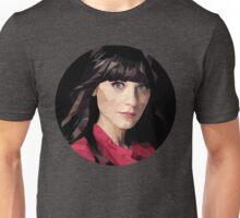 Zooey Deschanel Unisex T-Shirt
