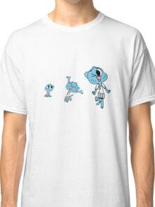 The amazing world of gumball 4 Classic T-Shirt