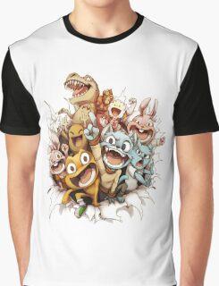 The amazing world of gumball 8 Graphic T-Shirt