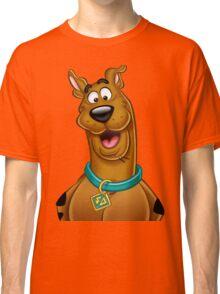 Natural Scooby doo  Classic T-Shirt