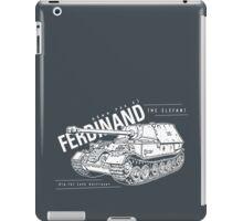 Ferdinand Tank Destroyer  iPad Case/Skin
