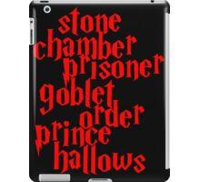 Stone Chamber Prisoner Character iPad Case/Skin