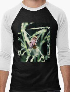 Restful Bee Men's Baseball ¾ T-Shirt