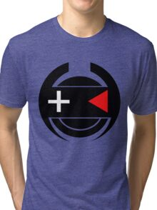 The Catchup Podcast Tri-blend T-Shirt