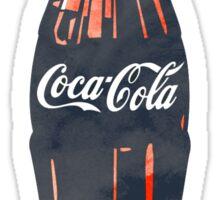 Coke Bottle Sticker
