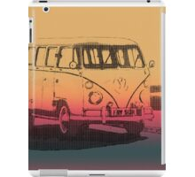 Pop Art Split Screen iPad Case/Skin