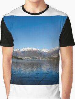 Lake Como Graphic T-Shirt
