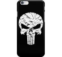 Punisher Logo iPhone Case/Skin