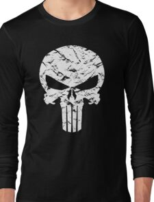 Punisher Logo Long Sleeve T-Shirt