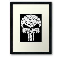 Punisher Logo Framed Print