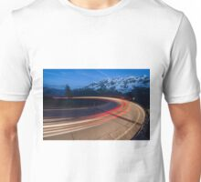 Mountain road Unisex T-Shirt